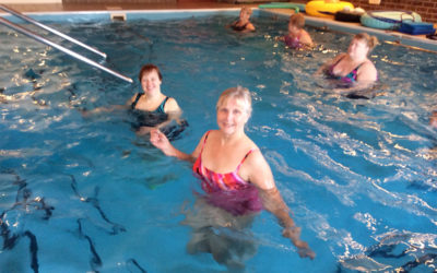 Aquatic Exercise Can Help You
