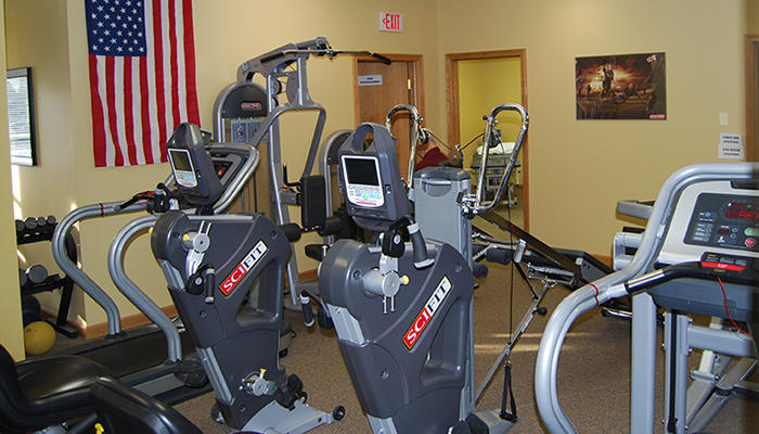 Exercise Equipment for the AFTER Program